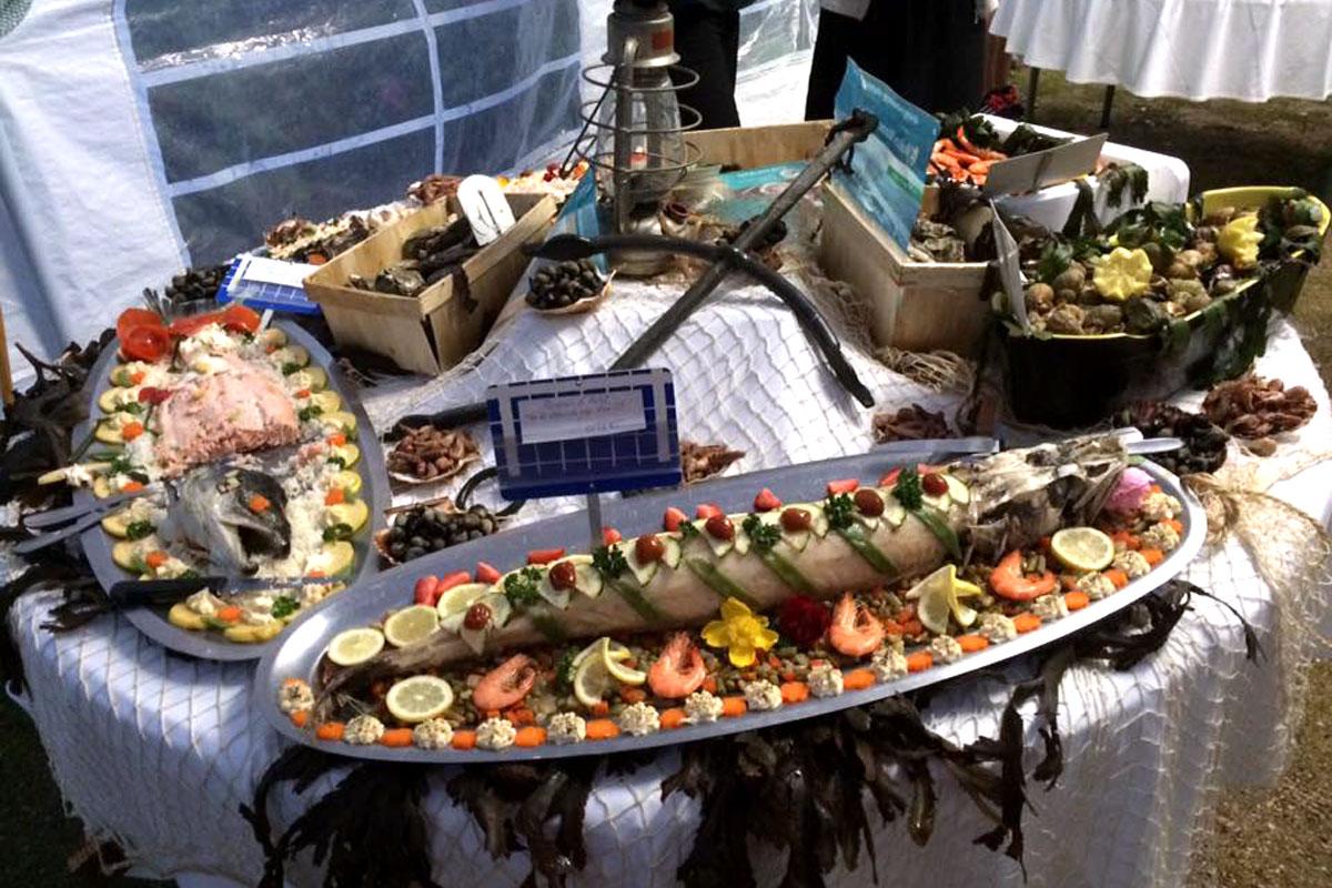 buffet du pêcheur