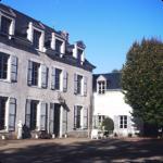 Vue de la façade principale